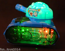Battery Operated Rhino Tank Rotation Da Sound  3D Light, Music Toy  for kids/boy