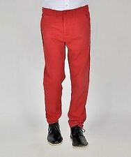 BRAND EXPORT SURPLUS RED HIGH QUALITY TROUSER / CHINOS FOR MEN'S & BOY'S