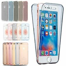 Shockproof 360° Silicone Full Protective  Case Cover For Apple iPhone 7 6s plus