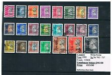 GB Stamps - Empire/Commonwealth - India, Ceylon,  Hong Kong & British Levant etc