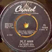 "Beach Boys, The-Do It Again 7"" 45-Capitol Records, CL 15554, Plain Sleeve 1968"