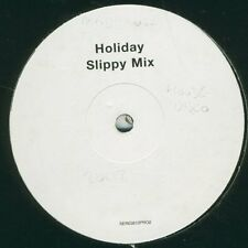 """Mad'House-Holiday 2002 12""""-Serious Records, SER05812PRO2, White Label Plain Slee"""