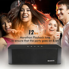 Amkette Trubeats S50 Smart Wireless Speaker and Home Audio Hub With Power Bank