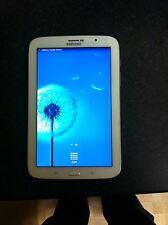 Samsung Galaxy Note GT-N5120 16GB, Wi-Fi + 4G (Unlocked), 8in - White & S Pen