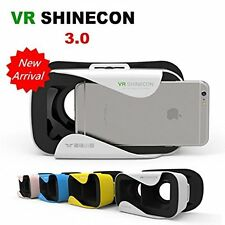 VR Shinecon New 3.0 - Virtual Reality 3D Glasses VR Box for 4.7 to 6 Inch Smart