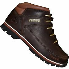 BOOTS - CHAUSSURES MONTANTES - HOMME - TIMBERLAND - EURO SPRINT CUIR - MAR NEUF