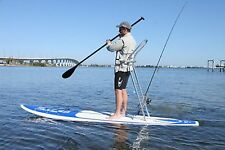 PADDLEBOARD FISHING ROD SURFBOARD ROD SEA FISHING ROD UNIQUE CARBON FIBRE WRAP