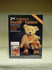 2nd Collector Steiff Values Price Guide by Peter Consalvi, Sr