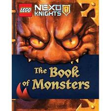 FREE 2 DAY SHIPPING: The Book of Monsters (LEGO NEXO Knights) (Hardcover)