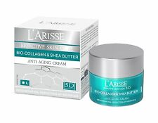 AVA-L'ARISSE-Anti Aging Cream Active formula with bio-collagen&Shea Butter 50ml