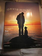 ORVIS THE DOG BOOK CATALOG MARCH 2014 BRAND NEW