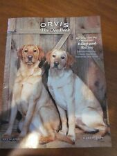 ORVIS THE DOG BOOK CATALOG MARCH 2015 BRAND NEW