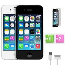 Apple iPhone 4S 8GB 16GB 32GB Smartphone Handy Ohne Simlook Top Zustand Garantie
