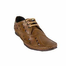 Branded Yellow Tree  Tan Designer loafer / shoes For Men (Italiano-Tan)