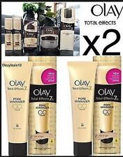 Olay Total Effects 7-in-1 Smoothing Serum , Night Cream Mask, Touch of Concealer