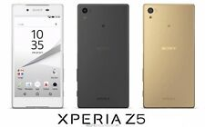 Sony XPERIA Z5 E6653 32GB 4G LTE 5.2Inch 23MP Kamera 3GB Ram Entsperrt Mobile UK