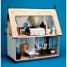 Greenleaf Dollhouse Kit Wooden Victorian Doll Houses For Girls Corona Collection