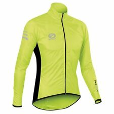 Optimum Cycling Nitebrite Rain Jacket