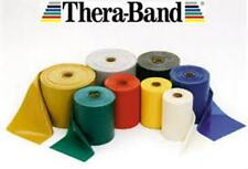 THERA-BAND ® 2 m, 2,5 m, 3 m, 5 Farben Gymnastikband, Theraband