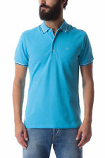 GAS RALPH/S 3 2788 Polo piquet a maniche corte in cotone slim fit