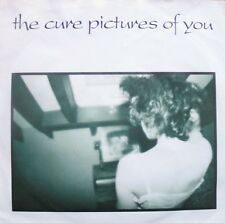 """Cure-Pictures Of You 7"""" 45-Fiction Records, FICA 34, 1990, Plain Sleeve"""