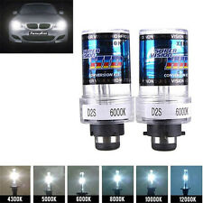 2 D2S D3S D1S  XENON HID HEADLIGHT REPLACEMENT BULBS  6000K 8000K 10000K - 35W