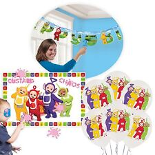 Official Teletubbies Birthday Party Supplies Decoration Tinky Winky Dipsy Laa Po