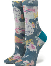 Stance Hermosa Crew Socks in Blue