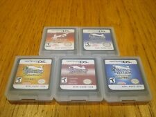 Nintendo DS Games - PHOENIX WRIGHT: ACE ATTORNEY COLLECTION - Select From List