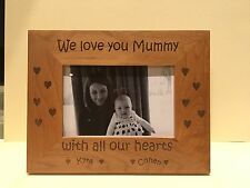 Personalised 1st Mothers Day Photo Frame Mum ,1st  Mothers  days,