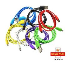 Colour Micro USB Cable 1m for Raspberry Pi