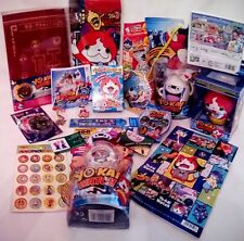 YO-KAI WATCH NINTENDO 3DS ASSORTIMENTO VARIO DI HASBRO e BANDAI IMPORT JAPAN!!