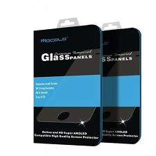Mocolo Premium Tempered Glass Screen Guard for APPLE IPHONE 4 / 5 / 6 / 6 PLUS