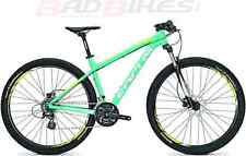 NEU Fahrrad Focus Whistler Evo 29R Altus Twentyniner Mountain Bike 2017 Türkis