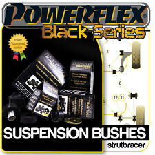 Subaru Impreza Classic Turbo WRX STI (GC GF 93-00) POWERFLEX BLACK SERIES BUSHES