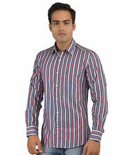 Branded Export Surplus Multi Striped Formal /Casual Shirt For Men & Boys