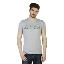 T-shirt Trussardi - 2AT02 Homme Gris