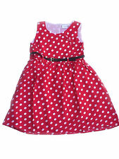 Girls Mickey Mouse Dress Children Kids Wedding Party Frock|Birthday Age 7-15 Y