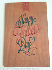 Handmade hanging wall plaque sign fathers day gift present  TWC01447