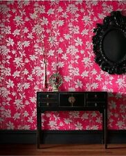 SALE...GRAHAM & BROWN PARADISE GARDEN FLORAL, LAURENCE LLEWELYN-BOWEN WALLPAPER.