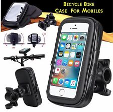 Samsung Mobiles Universal Bicycle Bike 360 Degree Waterproof Case Mount Holder