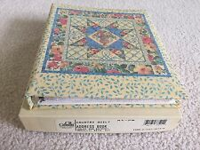 NEW CR Gibson Country Quilt Address & Telephone Book 6Ring Refillable Binder