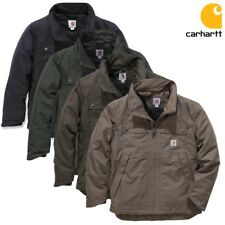 Carhartt Herren Jacke Quick Duck Jefferson Winterjacke Men Jacket Work S bis 2XL