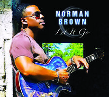 Let It Go - Norman Brown (2017, CD NUEVO)