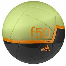 Adidas F50 X-Ite Training Ball 5 Glow/Green/Zest