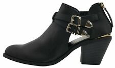 Madden Girl by Steve Madden Glyyde Ankle Boots black 163913