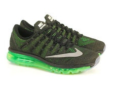 Nike Air Max 2016 man Gray Green  breathe shoes Men & Boys(Brand Export Sports)