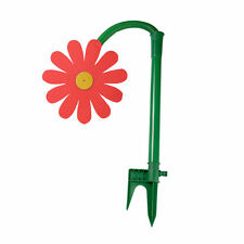 Garden Grass Lawn Sprinkler Jet Crazy Daisy Wacky Flower Kids Summer Water Toy