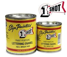 one shot lettering enamel kit pinstriping 1 ebay 14017 | 162489252820 1