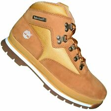 CHAUSSURES BOOTS - TIMBERLAND - EURO HIKER TB096975 - MARRON MIEL WHEAT NEUF